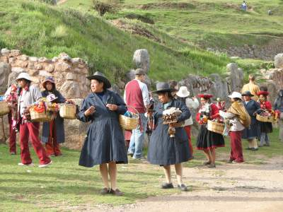 andean-women