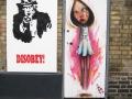Mural, London
