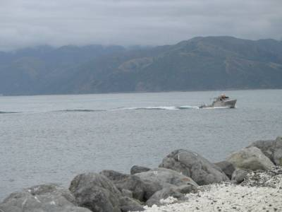 Kaikoura Ranges, Kaikoura, New Zealand