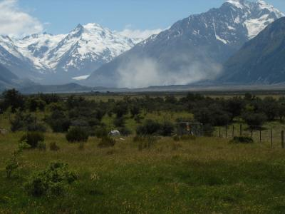 Aoraki / Mt Cook National Park