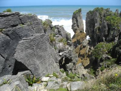 Punakaiki (Pancake Rocks), New Zealand