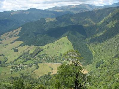 Takaka Hill Views