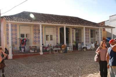 Old Trinidad