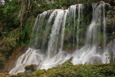 Waterfalls, El Nicho, Cienfuegos, Cuba