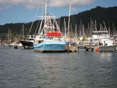 Yacht Club, Williams Bay, Trinidad