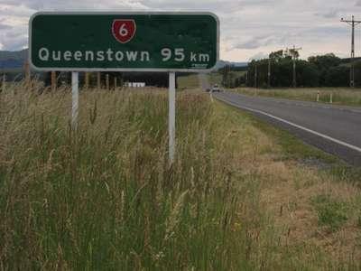 Queenstown…