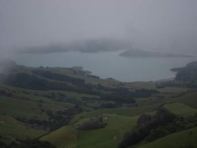 Akaroa from Summit Road