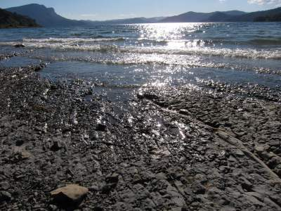 Lake Whaikaremoana