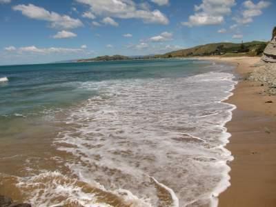 Okitu Beach