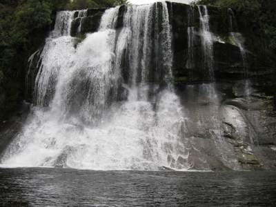 Papakarito Falls