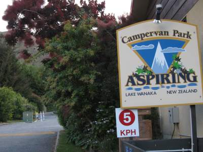 Aspiring Campervan Park