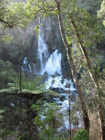 Tararewa Falls