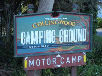 Collingwood Motorcamp