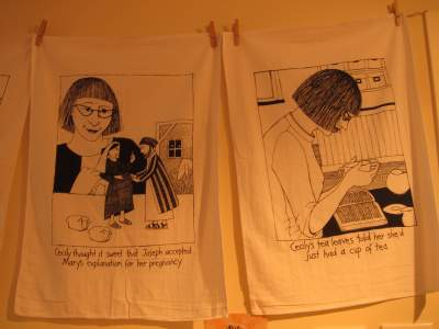 Cecily Tea Towels