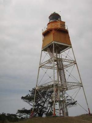 Farewell Spit Lighthouse