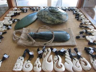 Jade and Bone Carvings