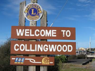 Welcome to Collingwood