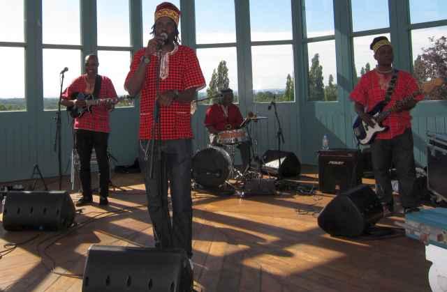 Band, Kasai Masai
