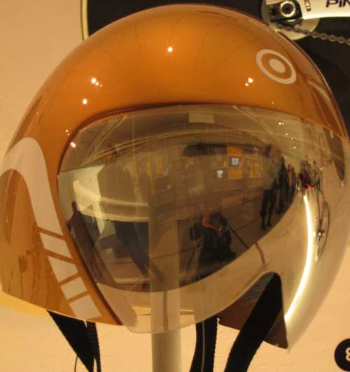 performance cycle helmet