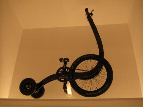 the half bike